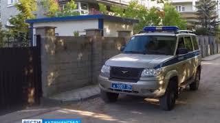 Калининградские полицейские задержали подозреваемого в двух квартирных кражах
