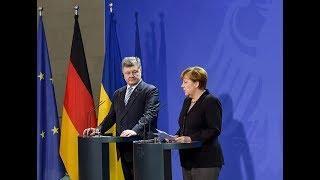 «Не ритуальная» поддержка Украины: зачем Ангела Меркель летит в Киев?
