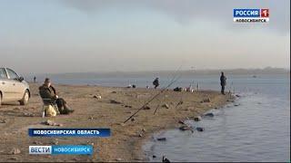 В Новосибирской области запретили рыбалку из-за нереста
