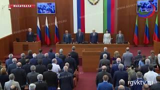 Владимир Васильев принял участие в работе 23-й сессии Народного Собрания