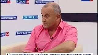 Интервью Ю Царенко