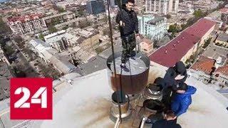 Депутаты ЗакС Петербурга намерены многократно увеличить штрафы за прогулки по крышам - Россия 24
