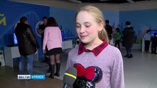 Выставка роботов в Брянске