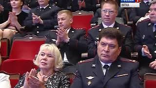 В Кирове отметили 300-летие со дня основания полиции(ГТРК Вятка)