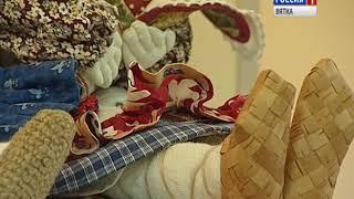 Работы кировчанок высоко оценили на всероссийском конкурсе «Русь мастеровая»(ГТРК Вятка)