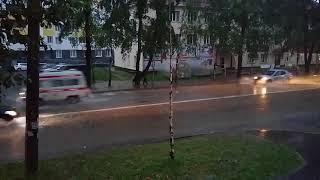 Затопило Сысольское шоссе