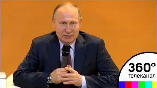 Владимир Путин посетил «Уралвагонзавод»