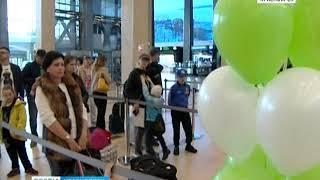 Рейс Красноярск-Москва задержали на 8 часов