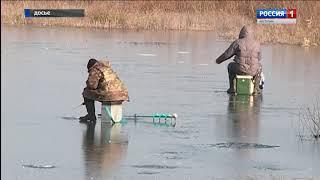 Опасный лед: Власти Костромской области озаботились безопасностью на воде зимой
