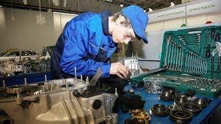 Сильнейшие автослесари Урала съехались на конкурс профмастерства в Сургут