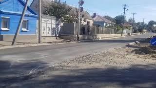 Опасная дорога в школу в Михайловске