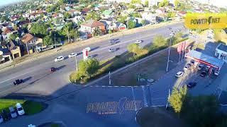 ДТП (авария г. Волжский) ул. Карбышева ул. Пионерская 10-10-2018 07-43