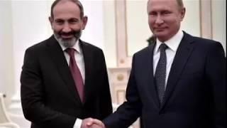 Переговоры Пашиняна, Путина и Президента Азербайджана Ильхама Алиева пройдут в Москве
