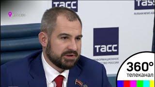 Максим Сурайкин собрал большую пресс-конференцию в Москве
