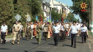 Голубые береты, элита российской армии и самые мужественные воины отметили свой праздник