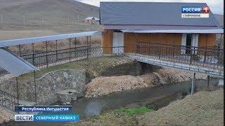 В Ингушетии появится современный санаторий