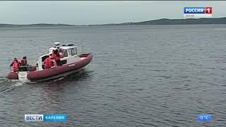 В Карелии  закрывается водная навигация