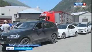Военно-грузинская дорога: будет 6 полос