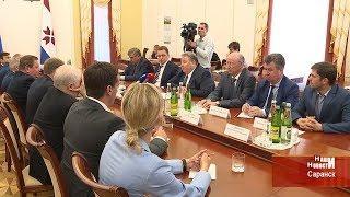 С прицелом на наследие: временная комиссия Совета Федерации работает в Саранске