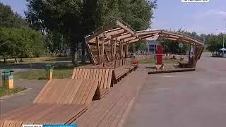 Опыт создания красноярского «Татышев-парка» используют в Магнитогорске