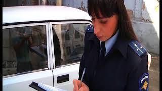 """Полицейские поймали парня, угнавшего """"Ладу"""" в поселке Семибратово"""