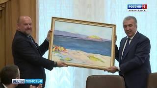 Создан Союз сотрудничества Поморья и Вайоцдзорской области