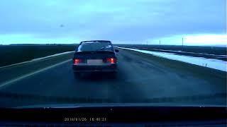 «Весёлый» ставрополец устроил жаркую автогонку с полицейскими