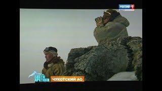 В Анадыре состоялась премьера документального фильма о морских охотниках «Книга моря»