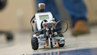 Кванторианцы Ханты-Мансийска могут собрать даже робота
