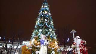 Orenday/Открытие главной новогодней елки Оренбурга