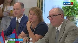 Карельские и Армянские депутаты обсудили перспективы двустороннего сотрудничества