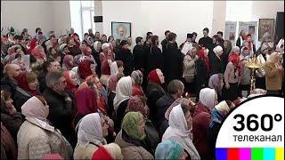 В селе Гагино Сергиево-Посадского района восстановили сразу две церкви