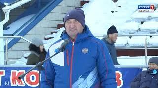 В Горно-Алтайске прошел Кубок ШВСМ по хоккею с мячом