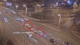 Astakada Владивосток ДТП Собака 30 ноября 2018 проспект 100 летия