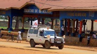 ВОЗ обеспокоена вспышкой лихорадки Эбола в ДРК