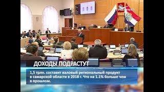 На 8,5 % планируется рост зарплат в Самарской области