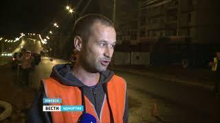 В Ижевске отремонтировали половину объектов, запланированных по проекту «БКД»