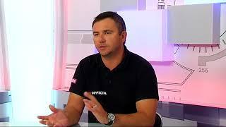 """Программа """"В центре внимания"""" интервью с Анатолием Аксюточкиным и Дмитрием Семенюк ."""