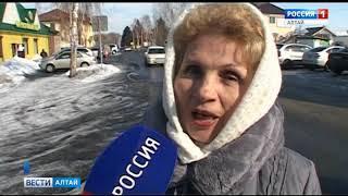 В Смоленском районе жителей на избирательный участок привозил бесплатный автобус