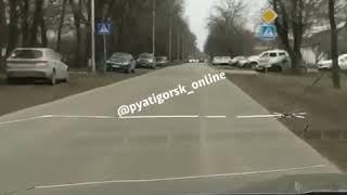 Жители Пятигорска спорят о законности парковки местных автомобилей