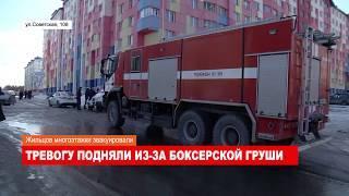 Ноябрьск. Происшествия от 10.04.2018 с Александром Ивановым