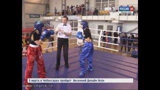 В Ибресях состоялся пятый республианский турнир по кикбоксингу памяти воинов-афганцев