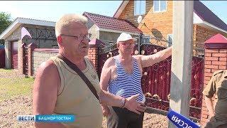 Жители Мелеузовского района страдают из-за постоянных перебоев с электричеством
