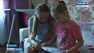 Первоклассница из Барнаула написала сказку для радиоконкурса  «Сибирские сказки»
