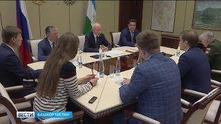 Рустэм Хамитов: Власти Башкирии поддержат движение «серебряного» волонтерства