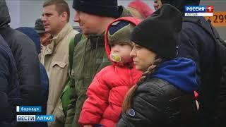 В Барнауле прошла «Битва экскаваторов»