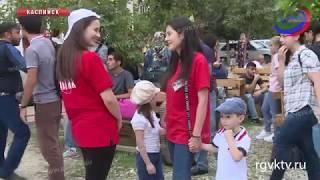 Дагестанская делегация отправилась на первую смену молодежного форума «Машук–2018»