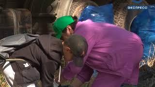 Пензенские волонтеры вывезли с водоохранной зоны 3 самосвала мусора