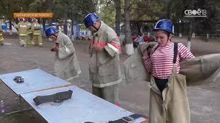 На Ставрополье стартовали соревнования «Юный спасатель» и «Юный пожарный»