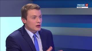 Вести 24. Интервью. Владимир Прокофьев 17.04.2018